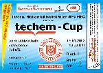 Techem-Hallencup in Halle/S.
